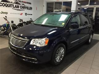 Used 2013 Chrysler Town & Country Touring-L for sale in Coquitlam, BC