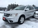 Used 2012 Dodge Journey SXT - Touchscreen Radio for sale in Norwood, ON