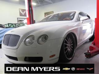 Used 2005 Bentley Continental GT for sale in North York, ON
