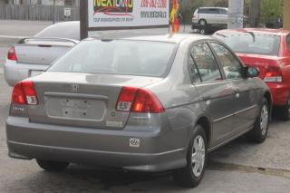 Used 2005 Honda Civic DX Sedan for sale in St Catharines, ON
