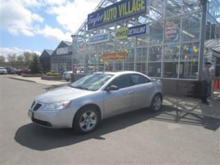 Used 2008 Pontiac G6 SE for sale in Moncton, NB