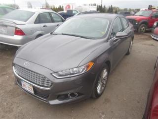Used 2014 Ford Fusion SE for sale in Moncton, NB