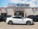 Used 2010 Audi S5 Sunroof, Navi, Red Interior, WE APPROVE ALL CREDIT for sale in Mississauga, ON