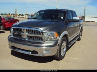 Used 2012 Dodge Ram 1500 LARAMIE CREW CAB 4X4 for sale in Taber, AB