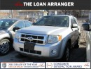 Used 2008 Ford Escape for sale in Barrie, ON