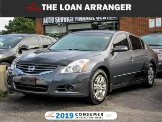 Used 2010 Nissan Altima SL for sale in Barrie, ON