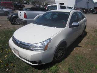 Used 2010 Ford Focus SE for sale in Moncton, NB