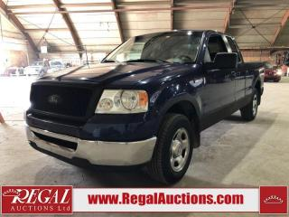 Used 2007 Ford F-150 XLT SUPERCAB for sale in Calgary, AB