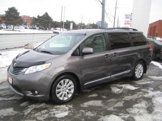 Used 2013 Toyota Sienna 5dr V6 XLE SERVICE RECORDS EXTRA SNOW TIRES& WHEEL for sale in North York, ON