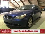 Photo of Blue 2007 BMW 530xi