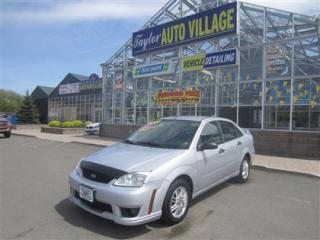Used 2007 Ford Focus SE for sale in Moncton, NB