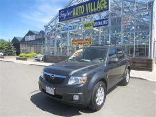 Used 2009 Mazda Tribute GX I4 for sale in Moncton, NB