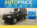 Used 2011 Land Rover LR4 HSE LUXURY NAVI 7PASS DAUL MOONROOF for sale in Mississauga, ON