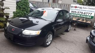 Used 2005 Saturn Ion certified for sale in Oshawa, ON