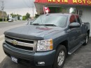 Used 2007 Chevrolet Silverado 1500 LTZ ExtCab 4X4 5.3L for sale in Lucan, ON