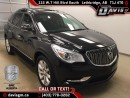 Used 2014 Buick Enclave Premium-7 Passenger,DVD,Sunroof for sale in Lethbridge, AB