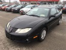 Used 2005 Pontiac Sunfire SL for sale in Aylmer, ON