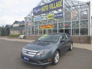 Used 2012 Ford Fusion SE for sale in Moncton, NB