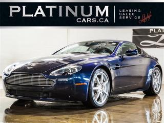 Used 2007 Aston Martin V8 Vantage for sale in Toronto, ON