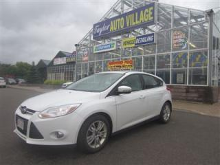 Used 2012 Ford Focus SEL- HATCHBACK for sale in Moncton, NB