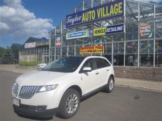 Used 2011 Lincoln MKX Base (300A) for sale in Moncton, NB
