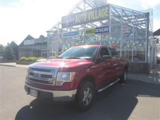 Used 2013 Ford F-150 XLT | Crew Cab | 4x4 for sale in Moncton, NB