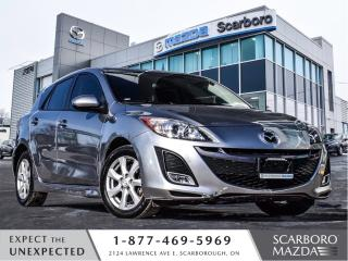 Used 2011 Mazda MAZDA3 SUN ROOF|AUTO|HATCHBACK|NO ACCIDENT|LOW KM for sale in Scarborough, ON