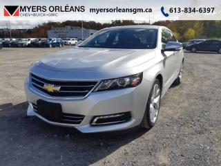 Used 2019 Chevrolet Impala Premier for sale in Orleans, ON