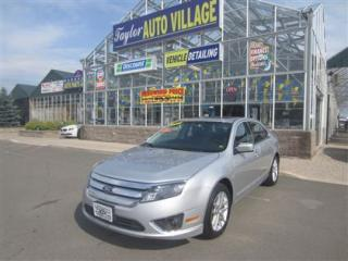 Used 2011 Ford Fusion SEL 3.0L V6 (140A) for sale in Moncton, NB