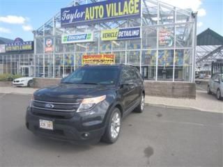Used 2012 Ford Explorer LIMITED for sale in Moncton, NB