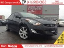 Used 2012 Hyundai Elantra LIMITED | NAV | LEATHER | ROOF | BACK UP CAM | for sale in Georgetown, ON