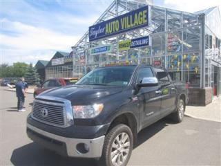 Used 2012 Toyota Tundra Limited 5.7L V8 (A6) for sale in Moncton, NB