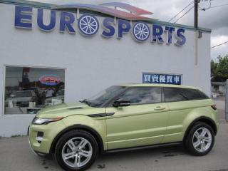 Used 2012 Land Rover Evoque Prestige for sale in Newmarket, ON