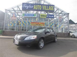 Used 2007 Pontiac G6 SE for sale in Moncton, NB