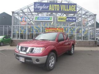 Used 2012 Nissan Frontier SV King Cab for sale in Moncton, NB