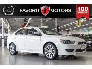 Used 2009 Mitsubishi Lancer GTS, Sunroof, Leather for sale in North York, ON