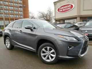 Used 2017 Lexus RX 350 SUNROOF | CAM | BLUE TOOTH | 4 NEW SNOW TIRES* | for sale in Scarborough, ON