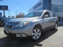 Used 2010 Subaru Outback MANUAL 6 SPEED PZEV MODEL for sale in Stratford, ON