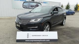 New 2015 Lincoln MKC for sale in Stratford, ON