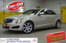 Used 2013 Cadillac ATS SUNROOF 21, 000 KM! for sale in Ottawa, ON