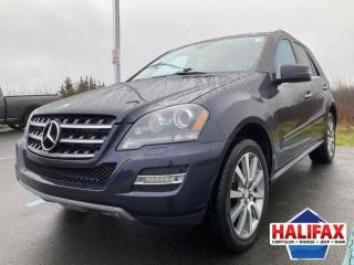 Used 2011 Mercedes-Benz ML-Class ML 350 BlueTEC for sale in Halifax, NS