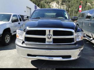 Used 2012 Dodge Ram 1500 ST QUAD CAB for sale in Whitehorse, YT