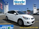 Used 2016 Hyundai Accent L for sale in Halifax, NS