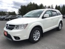 Used 2013 Dodge Journey SXT - Keyless Entry + Low KMs for sale in Norwood, ON