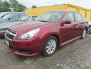 Used 2013 Subaru Legacy CONVENIENCE PACKAGE for sale in Stratford, ON