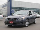 Used 2013 Subaru Impreza for sale in Stratford, ON