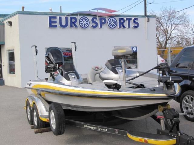 2005 Ranger Bass Boat Z20