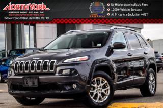 New 2015 Jeep Cherokee North AWD|Trailer Tow,Cold Wthr Pkgs|R_Start|Keyless_Entry for sale in Thornhill, ON