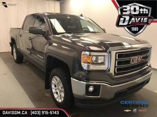 Used 2014 GMC Sierra 1500 SLE for sale in Lethbridge, AB