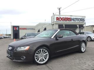 Used 2011 Audi A5 2.0T QTRO - CONV - NAVI - REVERSE CAM for sale in Oakville, ON
